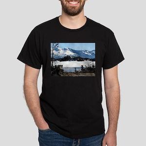 Alaska Bear Logo - Dark T-Shirt