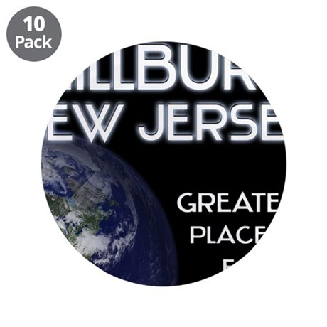 "millburn new jersey - greatest place on earth 3.5"""