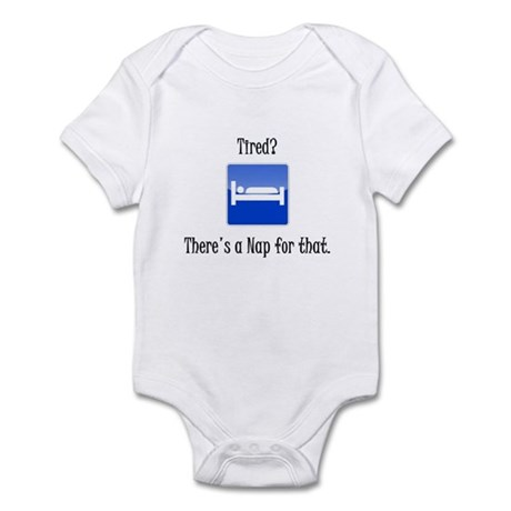 There's a Nap For That Infant Bodysuit