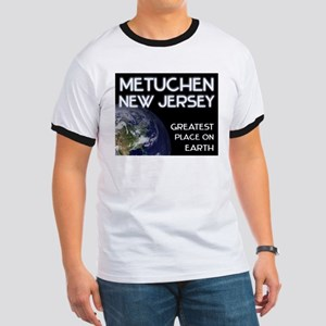metuchen new jersey - greatest place on earth Ring