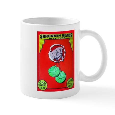 Produce Sideshow: Lettuce Mug