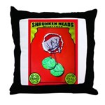 Produce Sideshow: Lettuce Throw Pillow