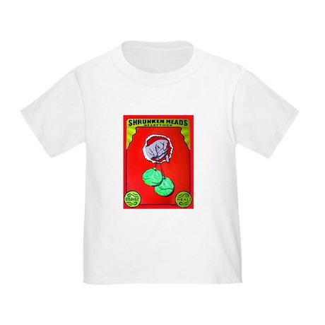 Produce Sideshow: Lettuce Toddler T-Shirt
