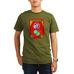 Produce Sideshow: Lettuce Organic Men's T-Shirt (d