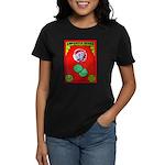 Produce Sideshow: Lettuce Women's Dark T-Shirt
