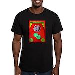 Produce Sideshow: Lettuce Men's Fitted T-Shirt (da