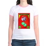 Produce Sideshow: Lettuce Jr. Ringer T-Shirt