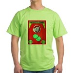 Produce Sideshow: Lettuce Green T-Shirt