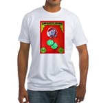 Produce Sideshow: Lettuce Fitted T-Shirt
