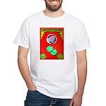 Produce Sideshow: Lettuce White T-Shirt