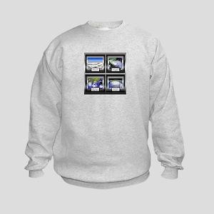 Hurricane Kids Sweatshirt
