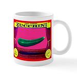 Produce Sideshow: Zucchini Mug