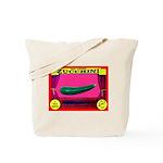 Produce Sideshow: Zucchini Tote Bag