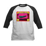 Produce Sideshow: Zucchini Kids Baseball Jersey