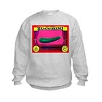 Produce Sideshow: Zucchini Kids Sweatshirt