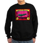 Produce Sideshow: Zucchini Sweatshirt (dark)