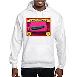 Produce Sideshow: Zucchini Hooded Sweatshirt