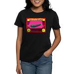 Produce Sideshow: Zucchini Women's Dark T-Shirt