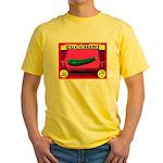 Produce Sideshow: Zucchini Yellow T-Shirt