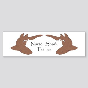 Nurse Shark Bumper Sticker
