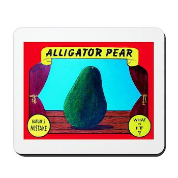 Produce Sideshow: Avocado Mousepad