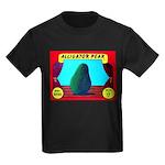 Produce Sideshow: Avocado Kids Dark T-Shirt