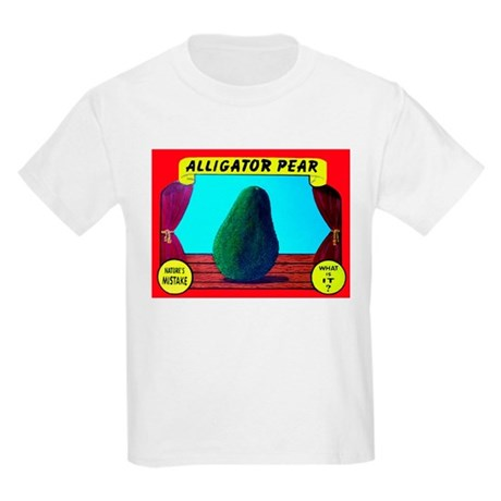 Produce Sideshow: Avocado Kids Light T-Shirt