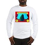 Produce Sideshow: Avocado Long Sleeve T-Shirt