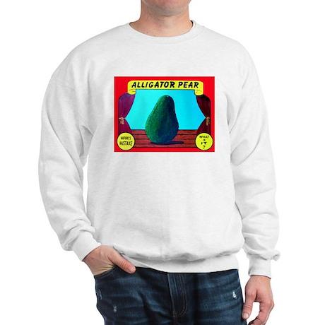 Produce Sideshow: Avocado Sweatshirt