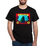 Produce Sideshow: Avocado Dark T-Shirt