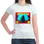 Produce Sideshow: Avocado Jr. Ringer T-Shirt