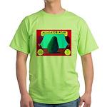 Produce Sideshow: Avocado Green T-Shirt