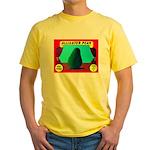 Produce Sideshow: Avocado Yellow T-Shirt