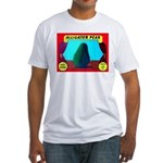 Produce Sideshow: Avocado Fitted T-Shirt
