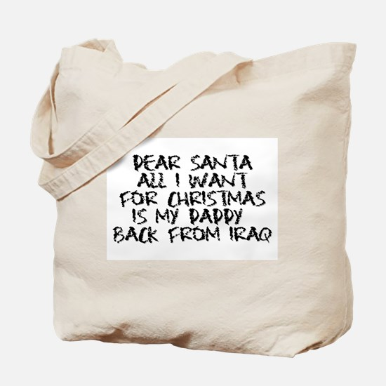 Daddy Back!!! Tote Bag