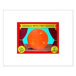 Produce Sideshow: Orange Small Poster