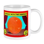 Produce Sideshow: Orange Mug