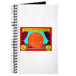 Produce Sideshow: Orange Journal