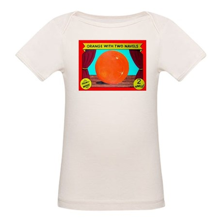 Produce Sideshow: Orange Organic Baby T-Shirt