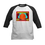 Produce Sideshow: Orange Kids Baseball Jersey