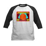Produce Sideshow: Orange Kids Baseball Jersey