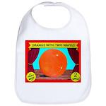Produce Sideshow: Orange Bib