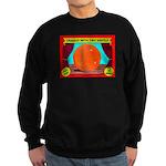 Produce Sideshow: Orange Sweatshirt (dark)