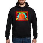 Produce Sideshow: Orange Hoodie (dark)