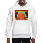 Produce Sideshow: Orange Hooded Sweatshirt