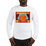 Produce Sideshow: Orange Long Sleeve T-Shirt