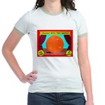 Produce Sideshow: Orange Jr. Ringer T-Shirt