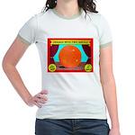 Produce Sideshow: Orange Jr. Ringer T-Shirt