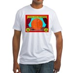 Produce Sideshow: Orange Fitted T-Shirt