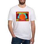 Produce Sideshow: Orange Fitted T-Shirt